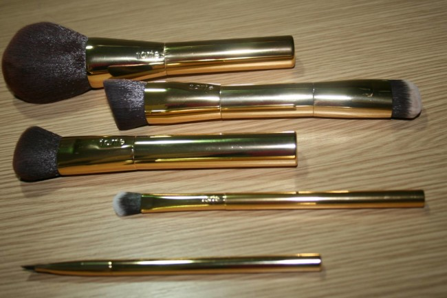 Tarte Tools of the Trade Makeup Brush Collection