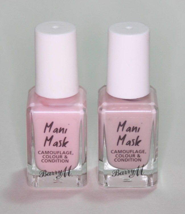 Barry M Mani Mask Review