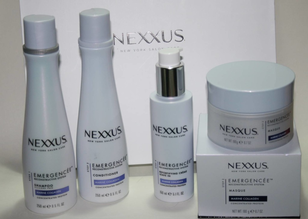 NYRs: Invest in your Haircare with Nexxus