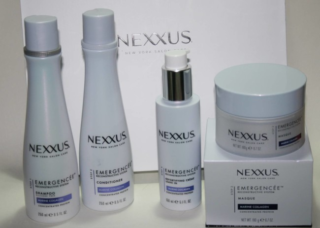 Nexxus Emergencee Collection