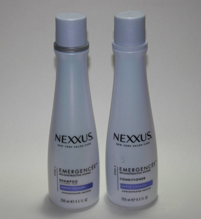 Nexxus Emergencee Collection Review