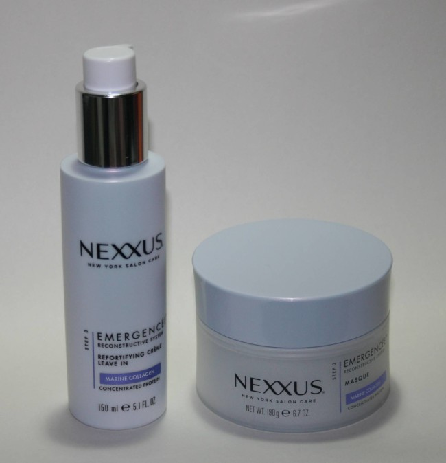 Nexxus Emergencee Collection Reviews