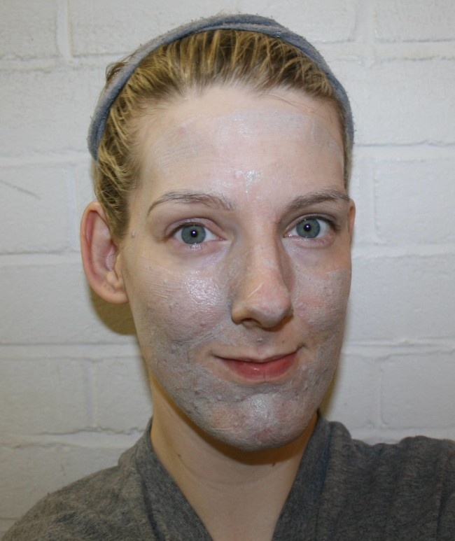 Omorovicza Deep Cleansing Mask Review Acne