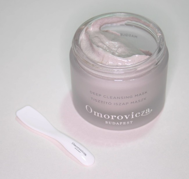 Omorovicza Deep Cleansing Mask Reviews