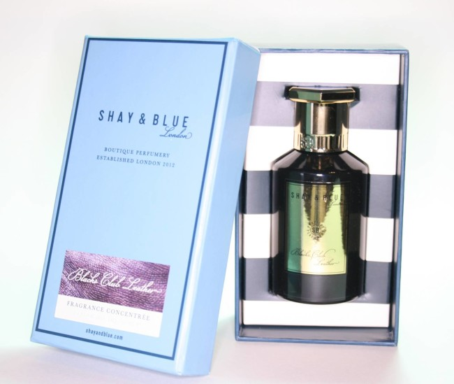 Shay & Blue Blacks Club Leather Fragrance Review