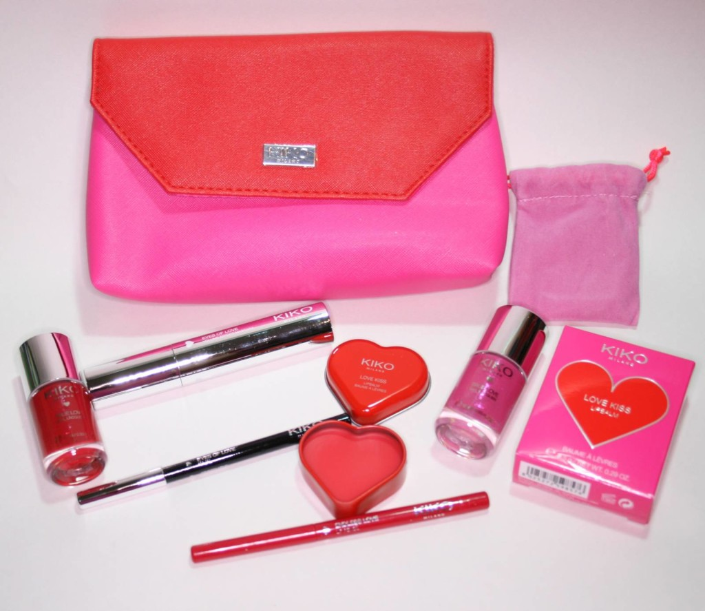 Kiko Best Friends Forever Collection