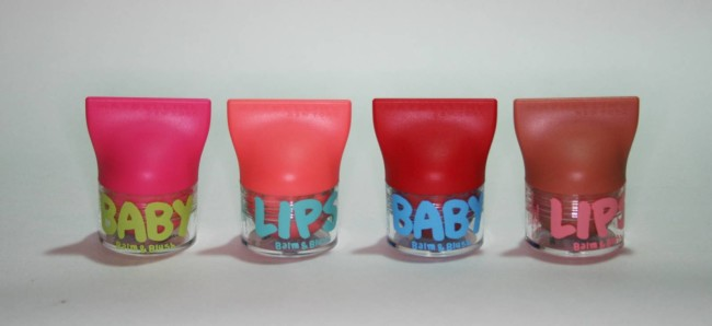 Maybelline Baby Lips Balm & Blush