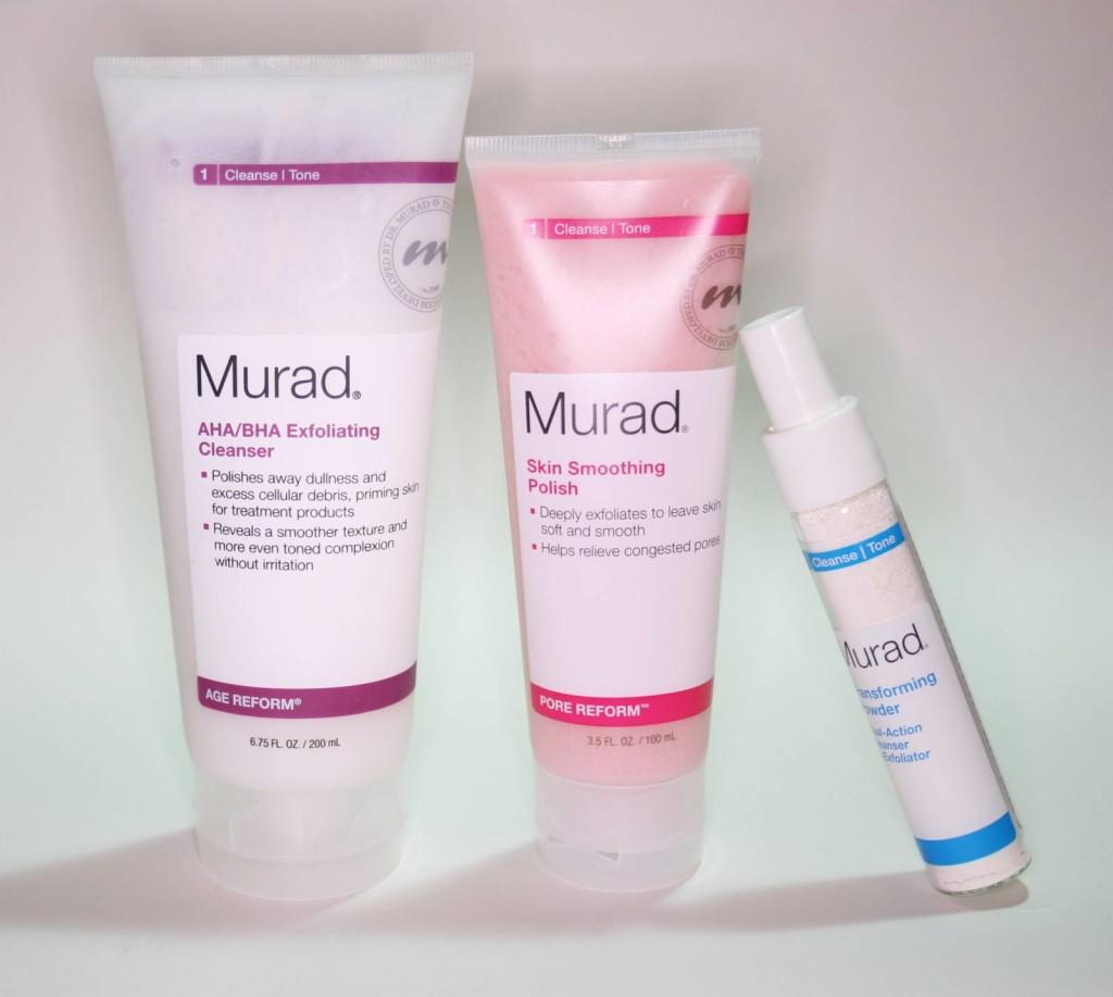 Murad Exfoliators