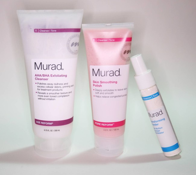 Murad Exfolatior Reviews