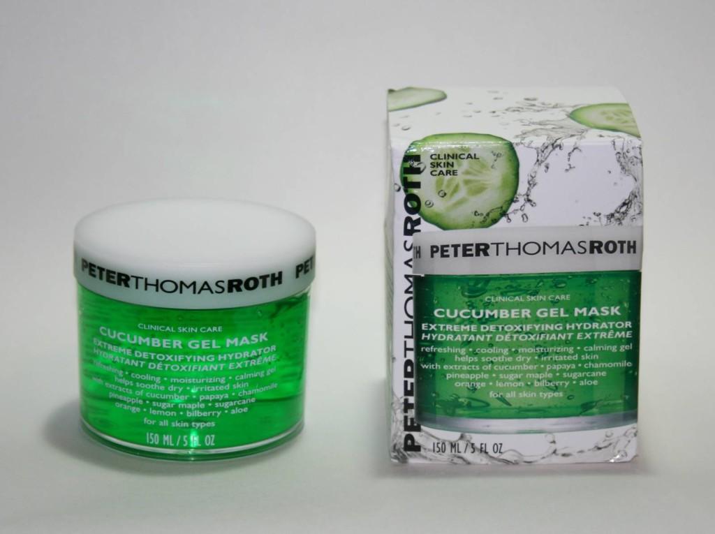Mask Monday: Peter Thomas Roth Cucumber Gel Masque