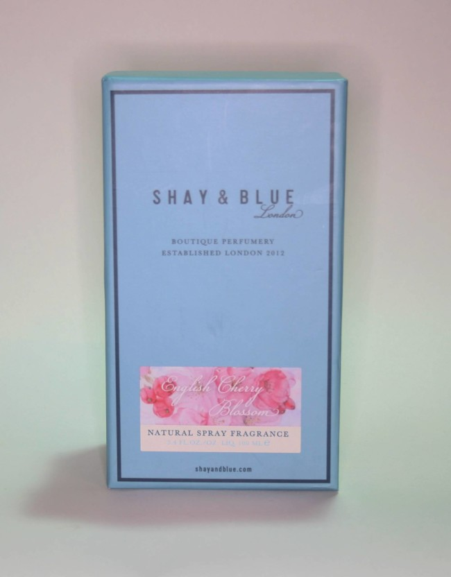 Shay & Blue English Cherry Blossom
