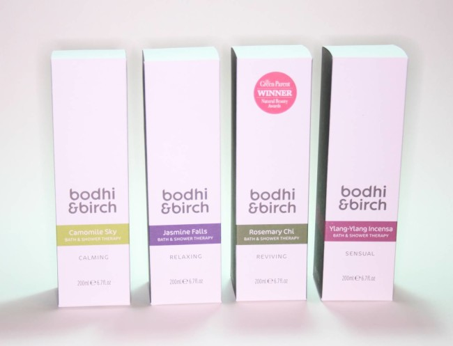 Bodhi and Birch Bath and Shower Therapies