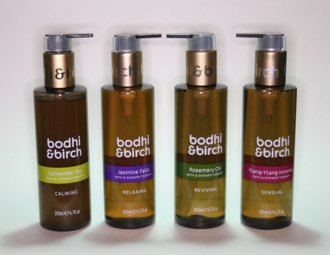 Bodhi and Birch Bath and Shower Therapies Review