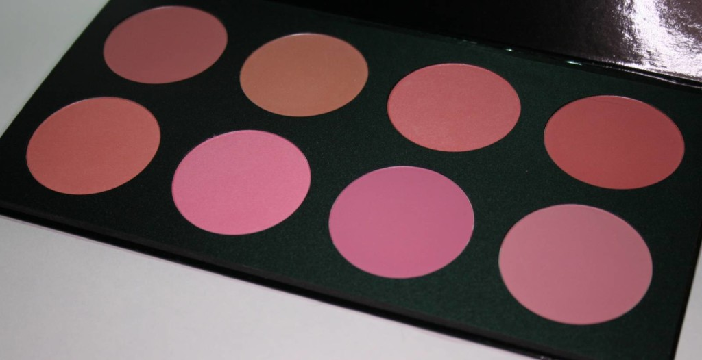 Palette Love: Color Studio Professional Pro Blush Palette Volume 1