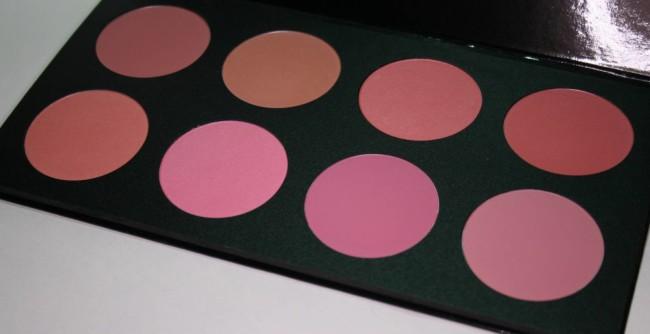 Color Studio Professional Pro Blush Palette Volume 1 Reviews