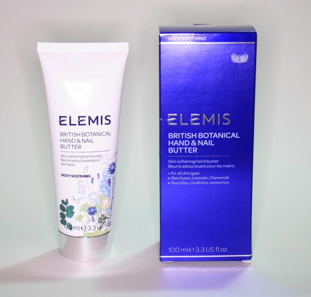 Quick Pick Tuesday: Elemis British Botanical Hand & Nail Butter