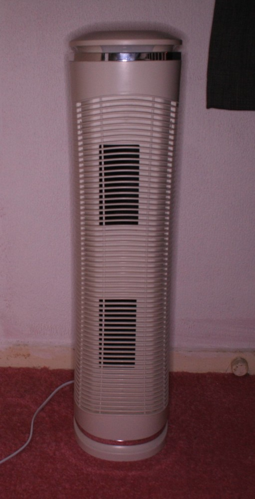 Homedics True HEPA Tower Air Purifier