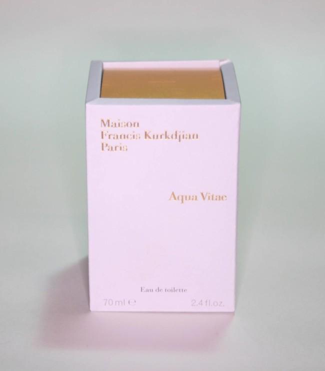Maison Francis Kurkdjian Paris Aqua Vitae
