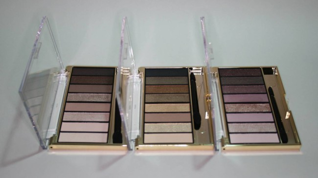 Max Factor Masterpiece Nude Palettes Review