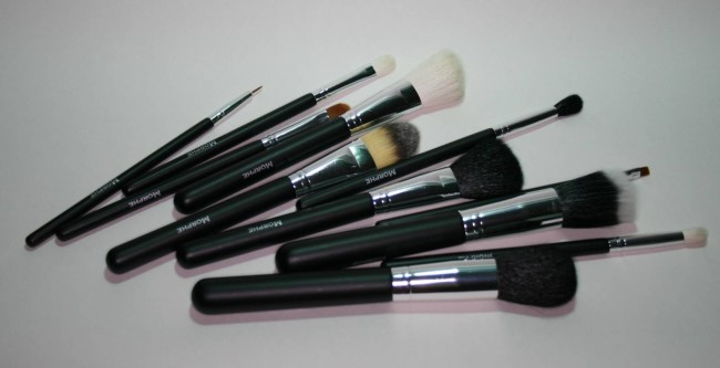 Morphe Brushes 11 Piece Sable Brush Set Review