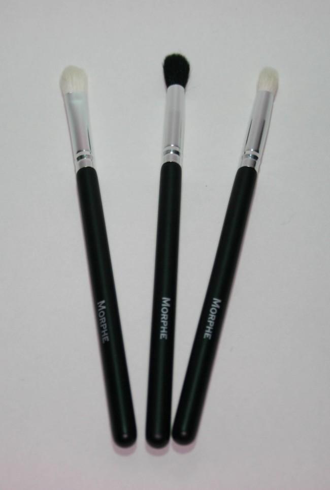 Morphe Brushes 11 Piece Sable Brush Set Reviews