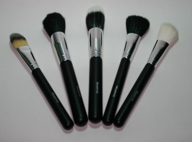 Morphe Brushes 11 Piece Sable Brush Set Reviews Cult Beauty