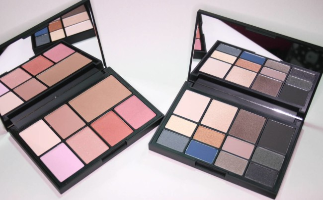 NARS NARSissist L'Amour, Toujours L'Amour and Cheek Studio Palettes