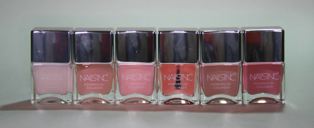 QVC TSV: Nails Inc Powered by Collagen Set