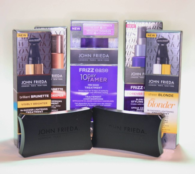 New John Frieda Launches March 2016