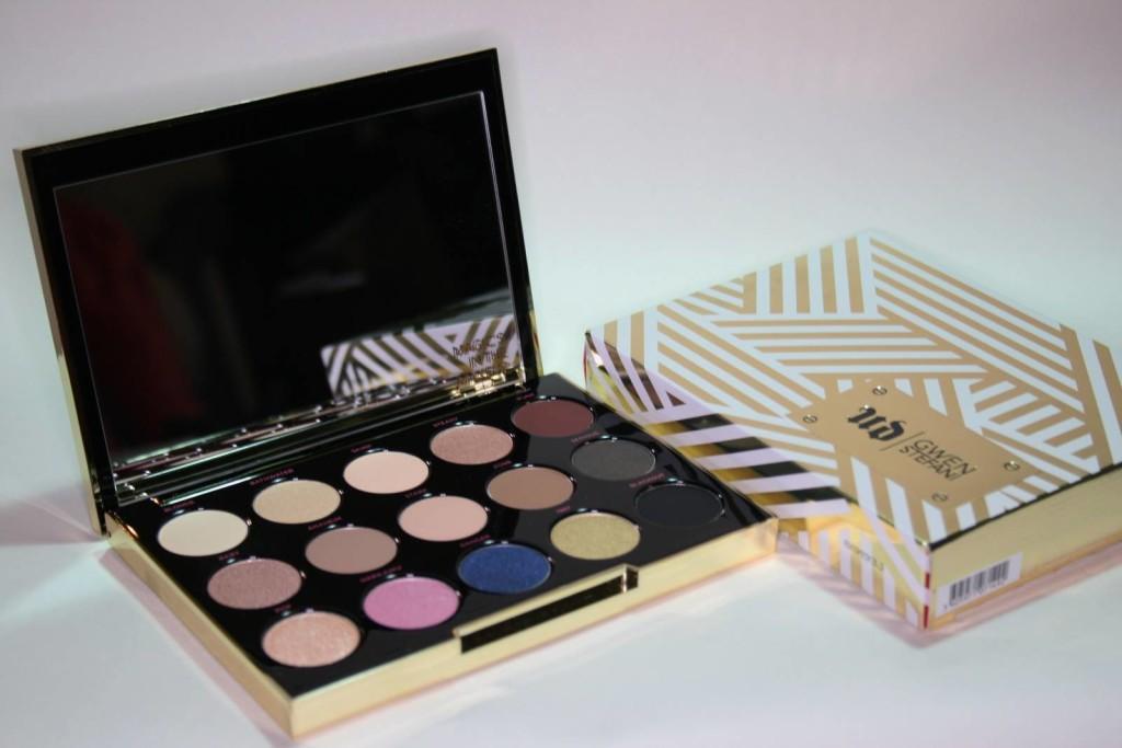 Palette Love: Urban Decay Gwen Stefani Eyeshadow Palette