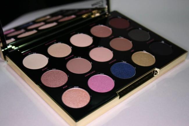 Urban Decay Gwen Stefani Eyeshadow Palette Shades