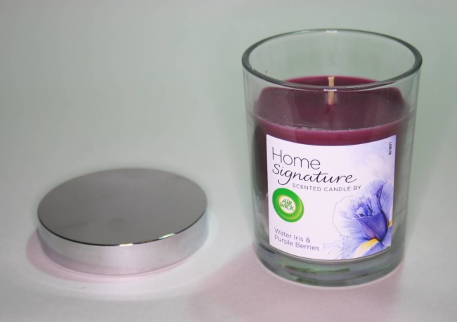 Air Wick Home Signature Range  Candle