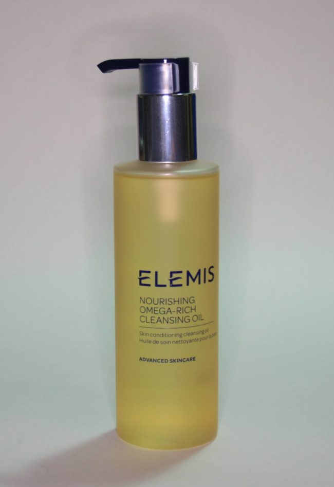 Quick Pick Tuesday: Elemis Nourishing Omega-Rich Cleansing Oil