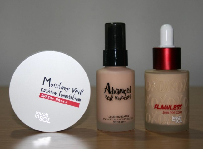GlamourFlare Touch in Sol Foundations