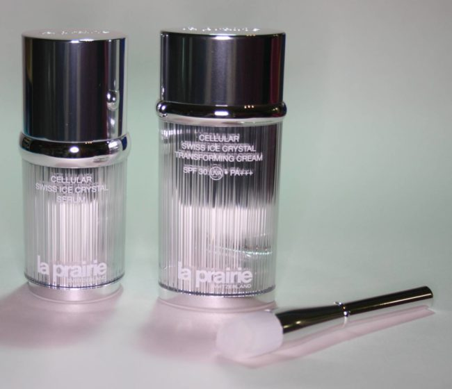 La Prairie Cellular Swiss Ice Crystal Collection Review