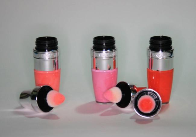 Lancome Juicy Shakers Freedom of Peach, Boom-Meringue and Apri-Cute Reviews