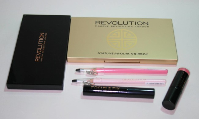 Makeup Revolution Haul 2