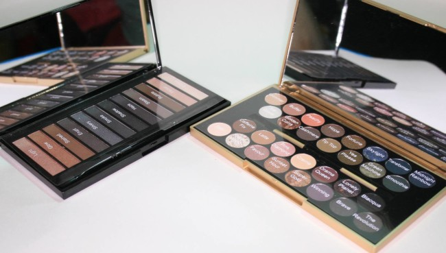 Makeup Revolution Haul 2 Iconic Smokey and Fortune Favours the Brave Palette