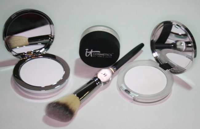 Three Great Setting Powders from Clinique, It Cosmetics and Rodial