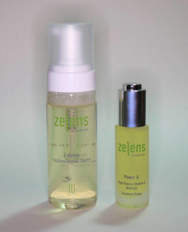Zelens Detoz Cleanser and Treatment Drops