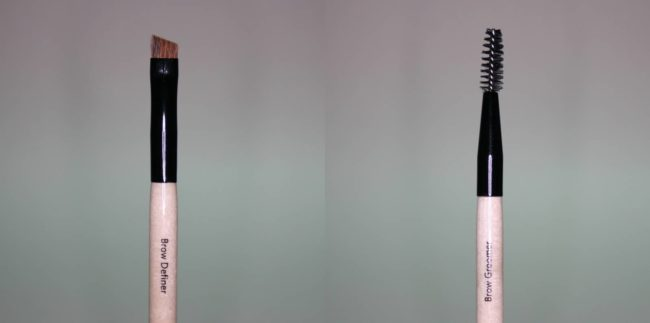 Bobbi Brown Dual-Ended Brow Definer Groomer Brush Review