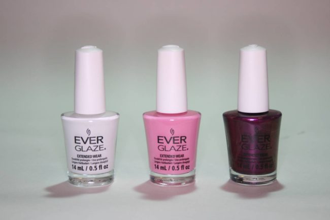 China Glaze EverGlaze Nail Polish