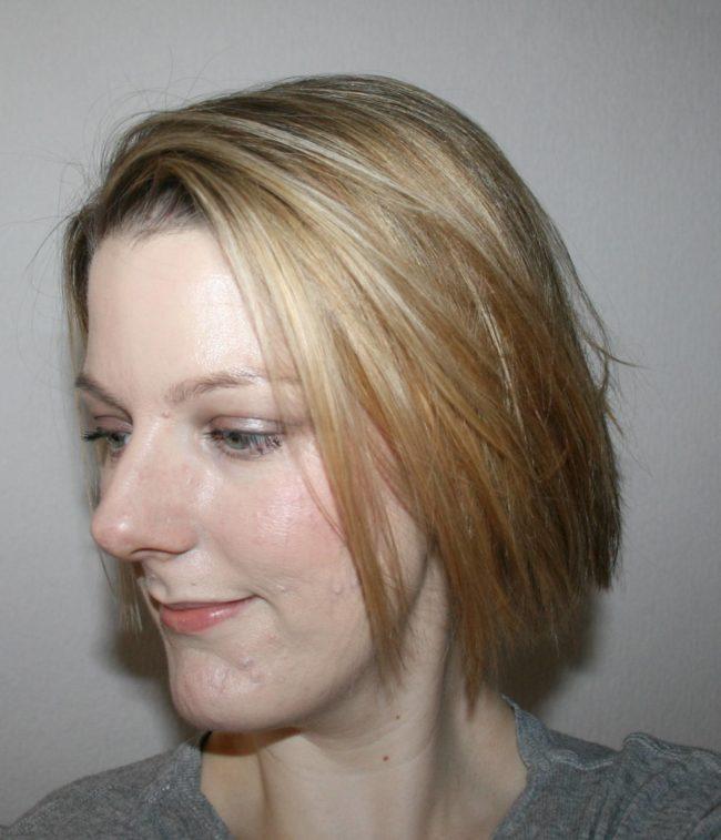 Daniel Galvin Cheryl Hair Cut Review