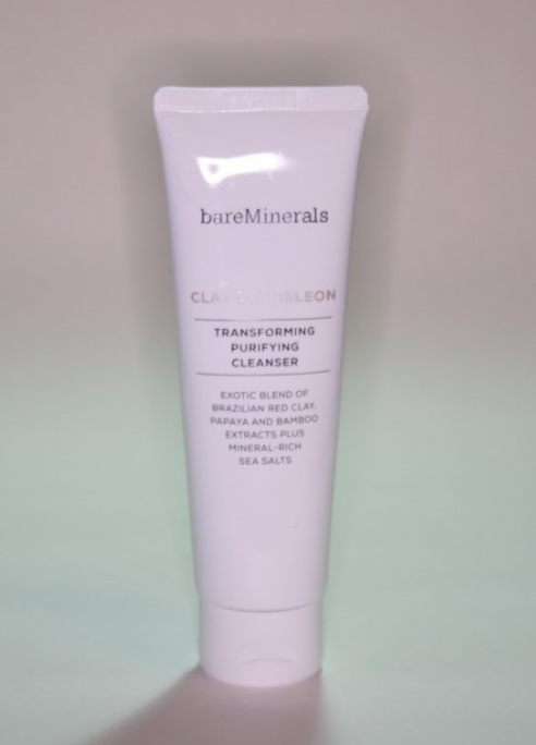 bareMinerals Clay Chameleon Transforming Purifying Cleanser Review