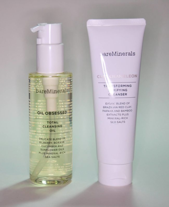 bareMinerals New Cleansers