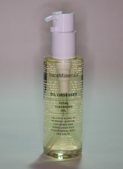 bareMinerals Oil Obsessed Total Cleansing Oil Review