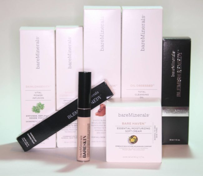bareMinerals Skinsorial Skincare Launches 2016