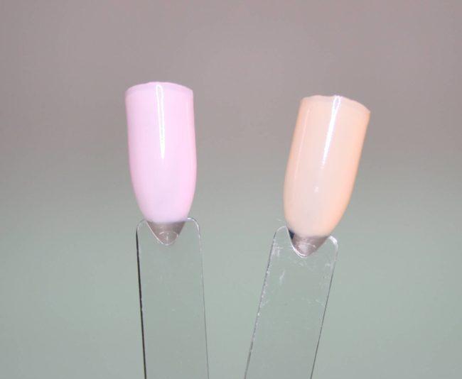 Illamasqua Metamorph Nail Veils Swatches