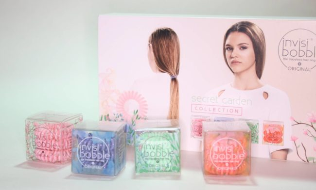 Invisibobble Secret Garden Collection