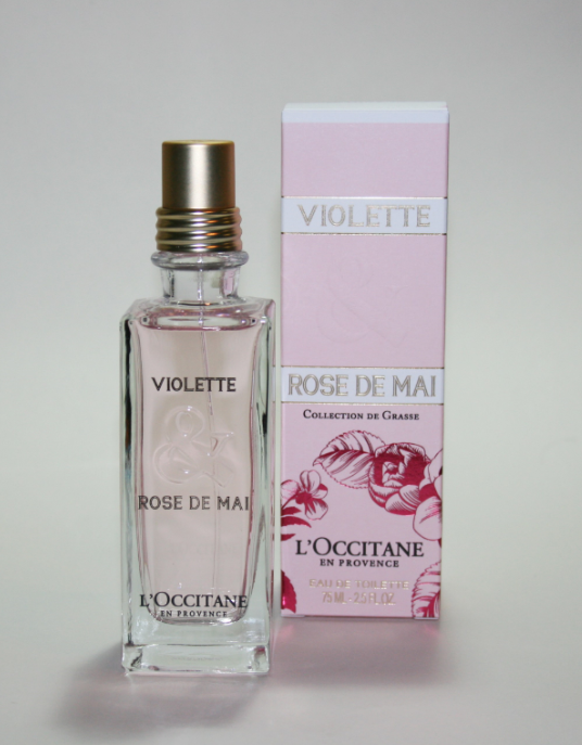L'Occitane Violette & Rose De Mai Review
